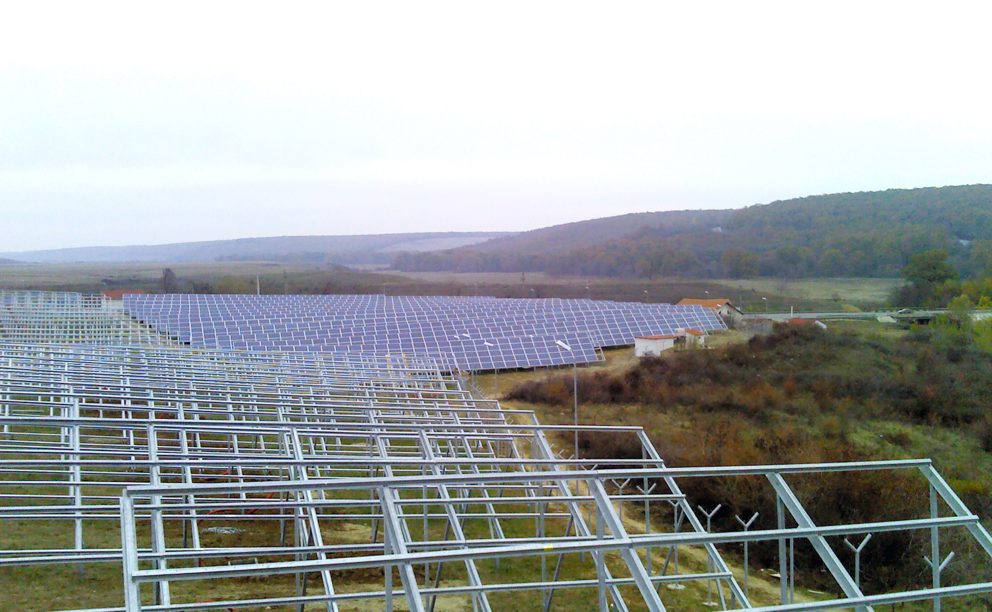 Energías renovables: Isolux Corsán construirá una central de energía solar fotovoltaica de 60 MW en Boshof, Sudáfrica