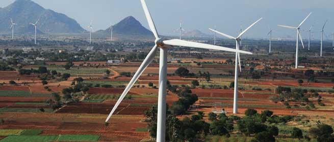 Eólica: Fersa Energías Renovables inaugura su tercer parque eólico en India