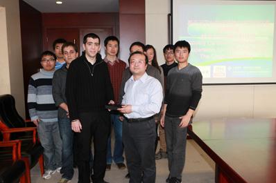 Eólica en China: Centro Nacional de Energías Renovables apoya desarrollo eólico