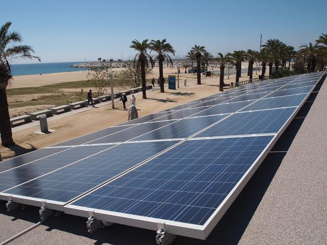 La empresa de energía solar fotovoltaica Conergy gana el Premio Intersolar 2013