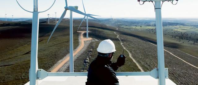 Eólica: Gamesa Gamesa contrata con FCC el mantenimiento de 397 aerogeneradores en 14 parques eólicos