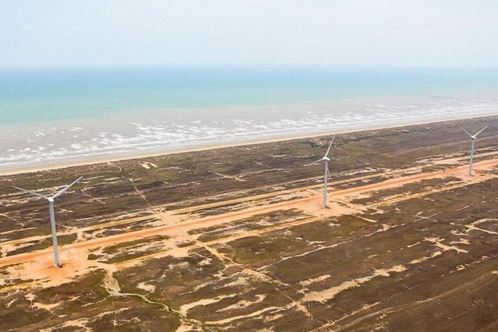 Eólica en Venezuela: El Parque Eólico La Guajira podría igualar al Guri (más de 10 GW)