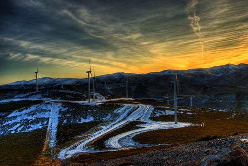 La eólica EDPR firma un contrato para un parque de 102 MW