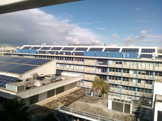 Conergy suministra componentes para una instalación de energía solar fotovoltaica en la Universidad de Lisboa