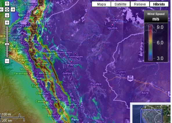 Siemens financia eólica en Perú con el Export-Import Bank