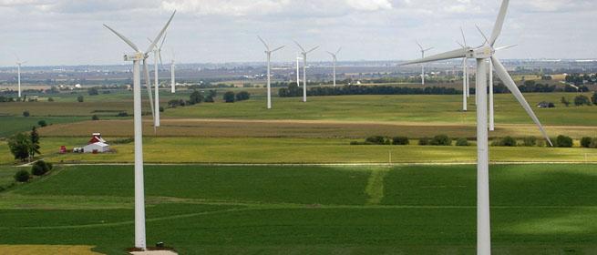 Eólica en Reino Unido: oportunidades de negocio en el sector eólico
