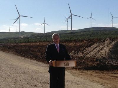 Energías renovables y eólica: Aprueban parque eólico de 500 MW de Talinay con 167 aerogeneradores