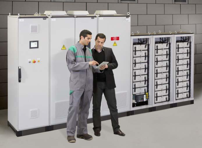 Schneider Electric y Saft colaboran en el suministro de sistemas de almacenamiento energético