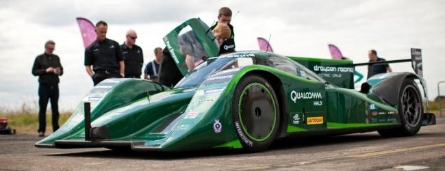 Nuevo récord mundial de velocidad en coche eléctrico