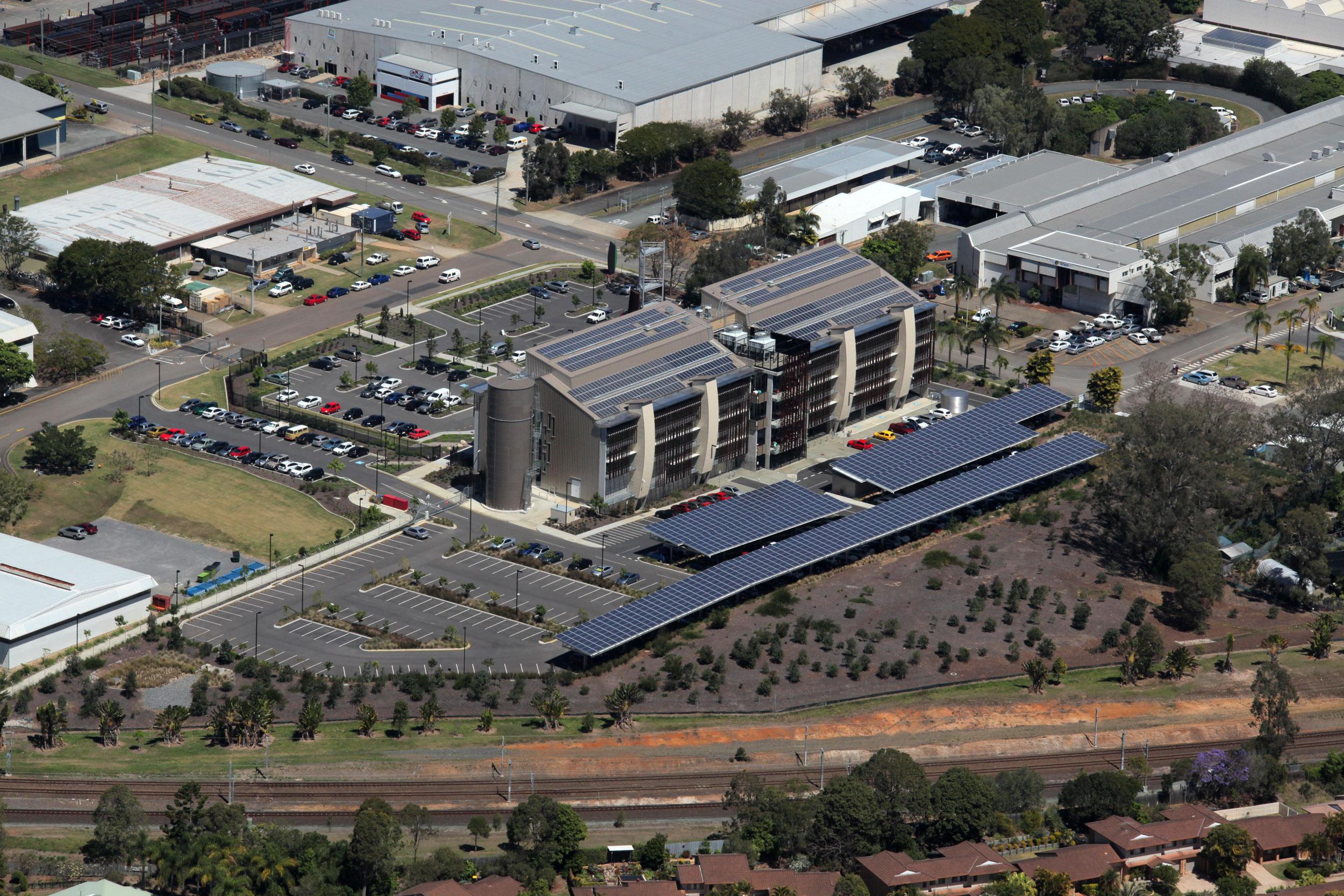 Cinco centros de emergencias del Reino Unido impulsados por la energía solar fotovoltaica de Conergy
