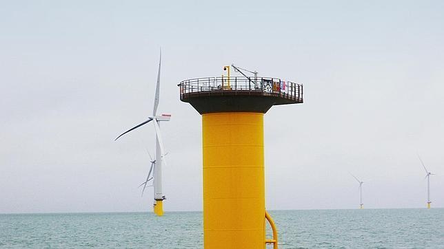 Eólica marina: Inauguran el parque eólico más grande del mundo con aerogeneradores de Siemens