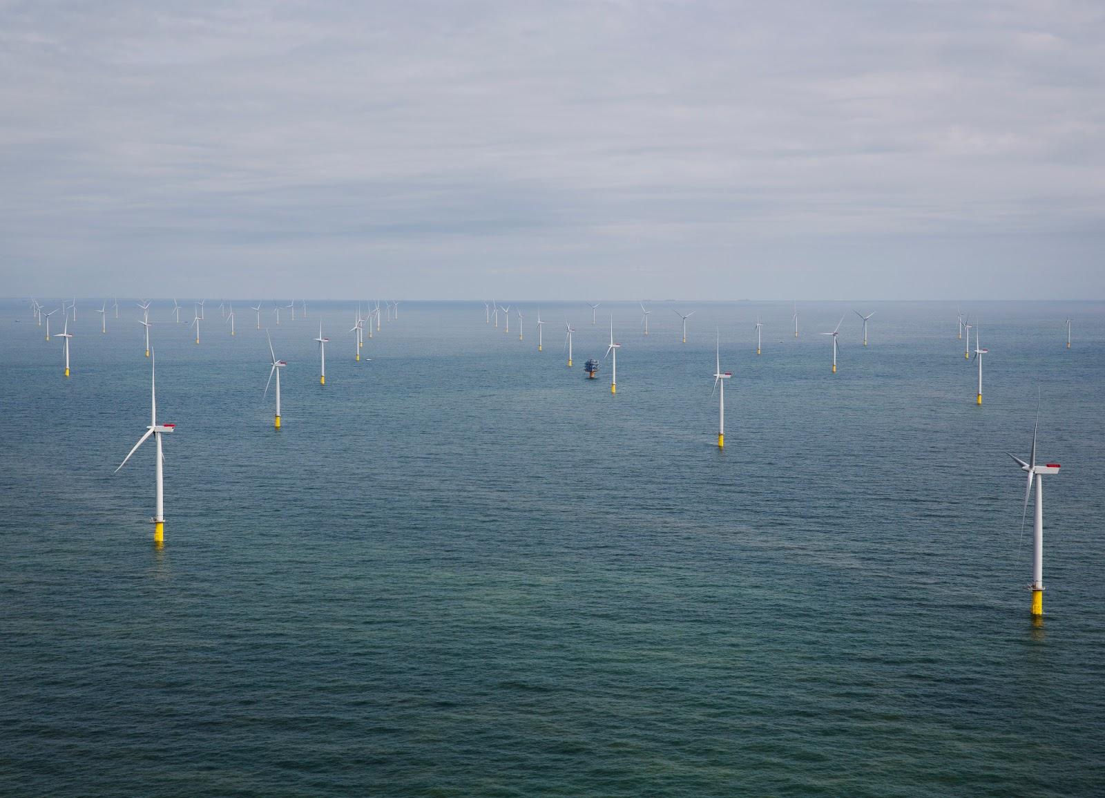 Eólica marina: London Array, el parque eólico marino más grande del mundo con aerogeneradores de Siemens, por José Santamarta
