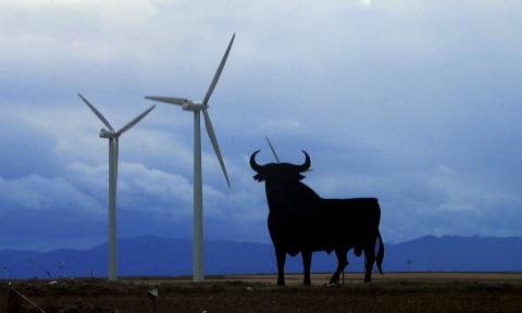 La energía eólica podría abastecer el 34% de la demanda eléctrica en España en 2030