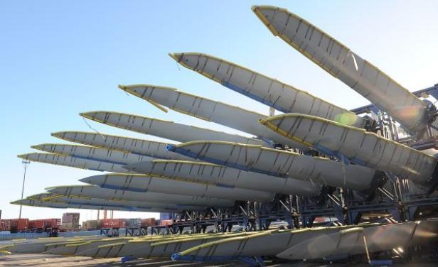 Energías renovables: Aerogeneradores para el desarrollo de la eólica en Uruguay