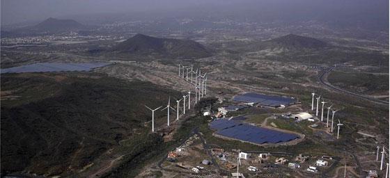 Energías renovables en Canarias: 82 €/MWh es el coste de la eólica frente a los 186 €/MWh de las energías convencionales
