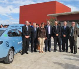 Vehículo eléctrico: el coche eléctrico se afianza en Andalucía