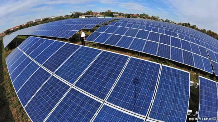 Eólica y energías renovables: Central de energía solar fotovoltaica en Durango