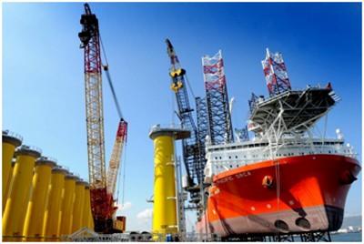 Eólica marina: Iberdrola construye su primer parque eólico marino con 108 aerogeneradores de Siemens