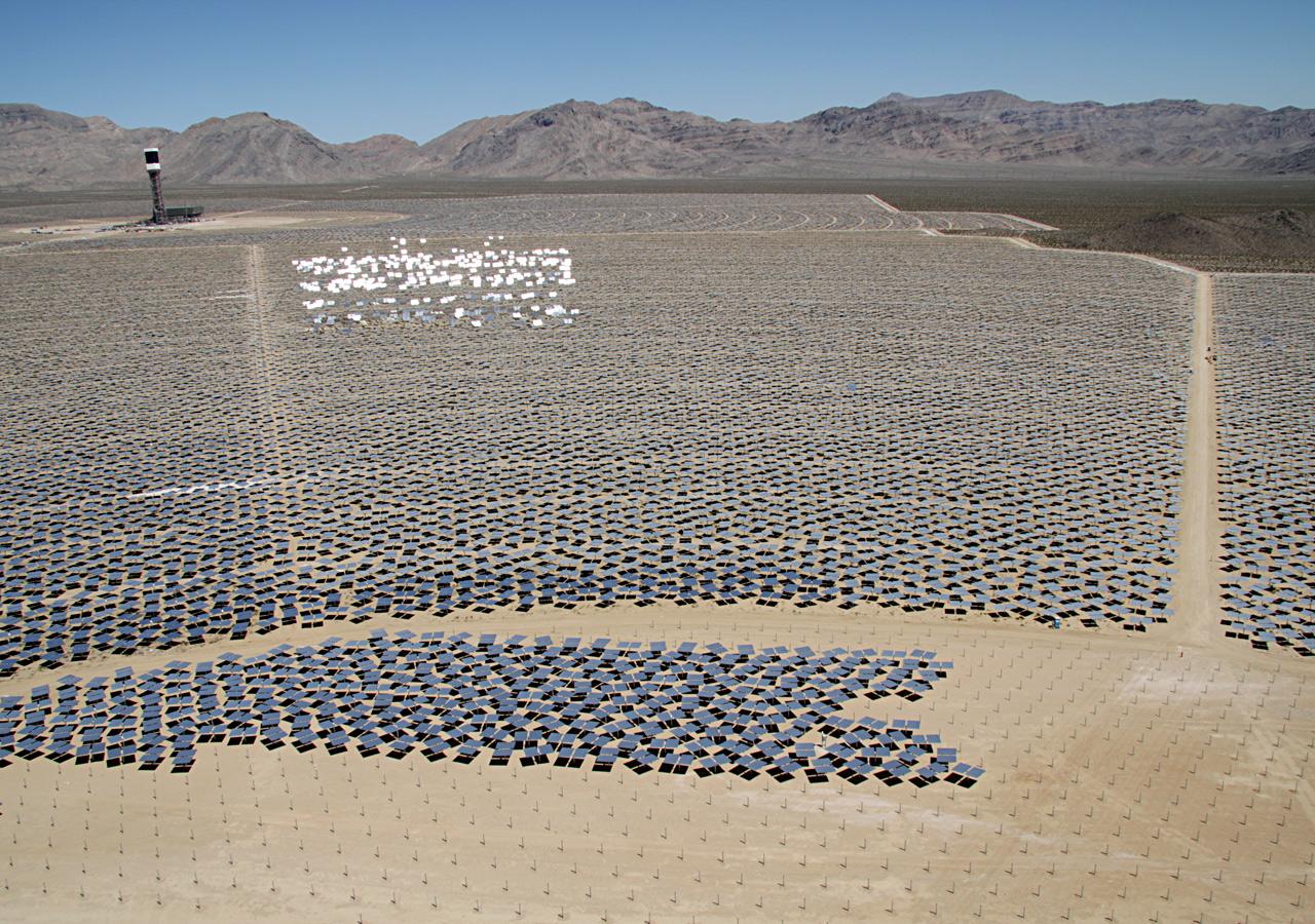 BrightSource Energy firma acuerdos en China para desarrollar la termosolar