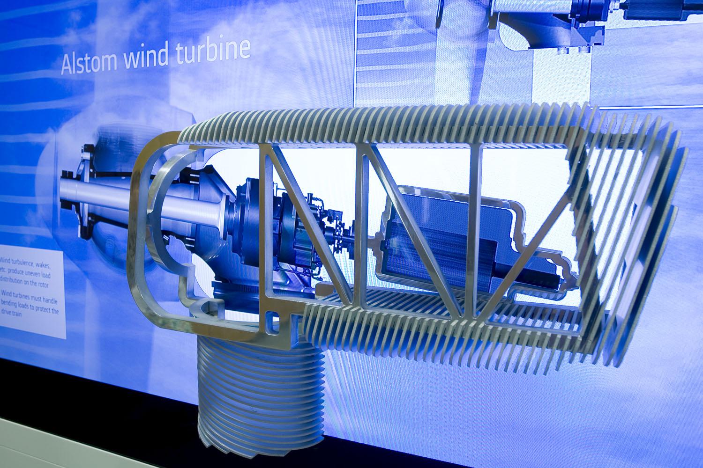 Energías renovables y eólica: La eólica Alstom Wind es la compañía con más patentes europeas con origen en España