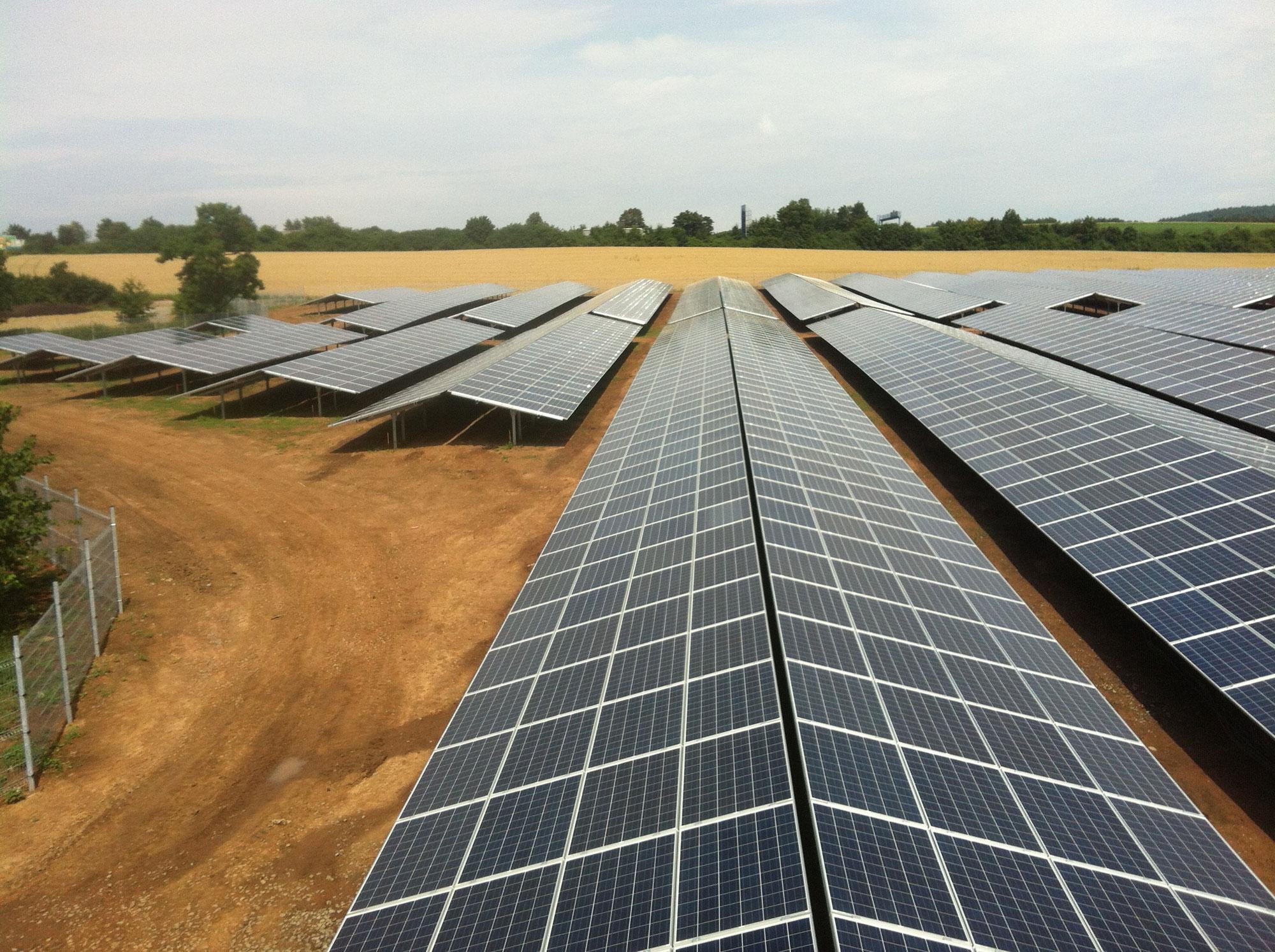Energías renovables: La energía solar fotovoltaica se moviliza