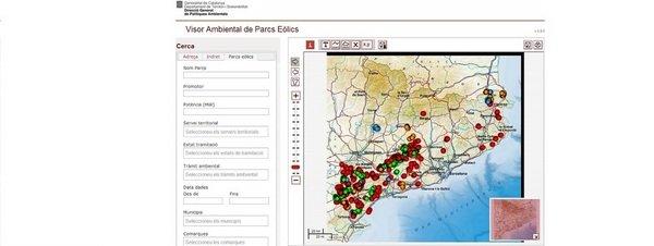 Eólica en Cataluña: cuatro años sin ningún nuevo parque eólico