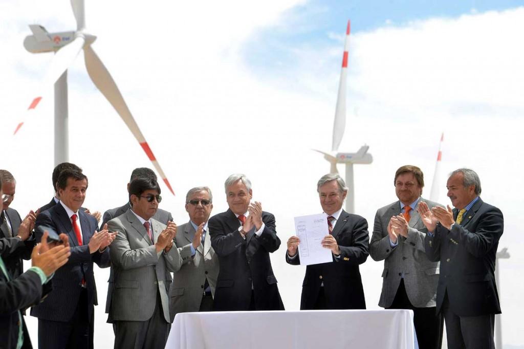 Eólica y energías renovables: Chile impulsa la eólica, termosolar y energía solar fotovoltaica