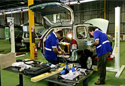Vehículo eléctrico: Renault producirá los coches eléctricos de Itaipu