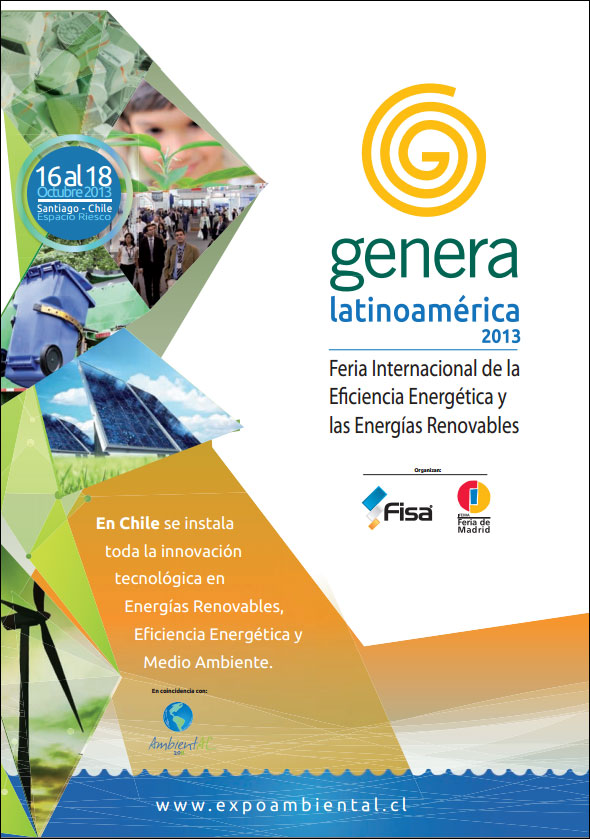 Energías renovables y eólica en Genera Latinoamérica