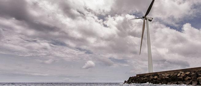 Eólica y energías renovables: Dificultades de la eólica en Canarias