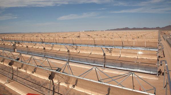 Termosolar Abengoa en Marruecos, premiada por el Banco de Desarrollo Africano