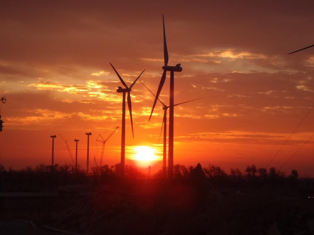 Crece energía eólica en Brasil