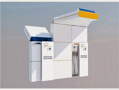 Coche eléctrico: carga rápida de Endesa para los vehículos eléctricos