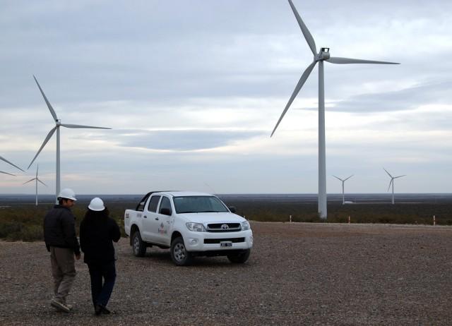 Eólica y energías renovables: Impsa logra financiar el parque eólico Malaspina I (Argentina)