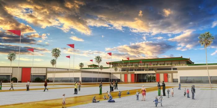 Eólica y energías renovables: Parque eólico en Tamaulipas para el centro Dragon Mart