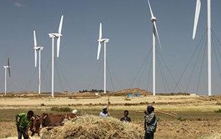 Eólica y energías renovables: Etiopía conecta su segundo parque eólico
