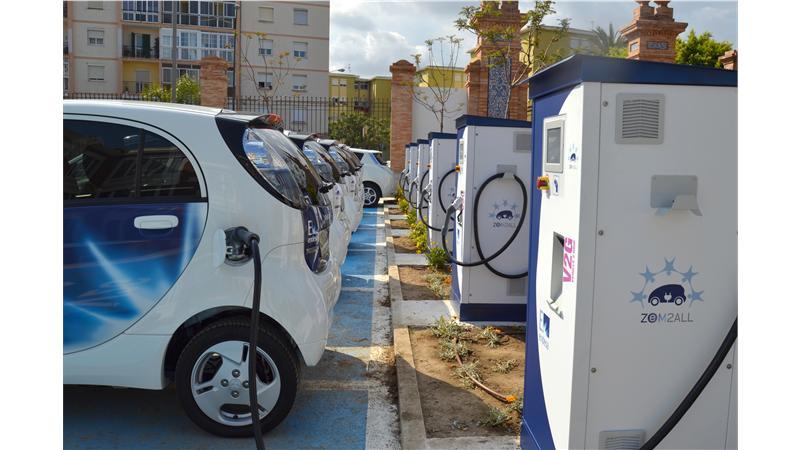Vehículo eléctrico: Los vehículos eléctricos de ZEM2ALL evitan la emisión de CO2