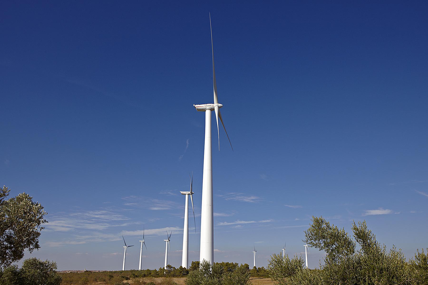 Que la eólica le ahorra dinero a los consumidores eléctricos se ha visto muy claro en los últimos días, a raíz de la la ciclogéneis explosiva que ha atravesado España y gran parte de Europa en Navidad. Este fenómeno atmosférico, que trae consigo agua y viento en abundancia, ha provocado que la eólica cubriese el 47,5% de la demanda de electricidad de España el martes de Nochebuena y el 53,8% el miércoles de Navidad. Es decir que la mitad de la electricidad consumida por los españoles en Navidad se la ha proporcionado el viento. Como la generación eólica entra a un precio marginal cero en el mercado mayorista eléctrico –desplazando de este modo a tecnologías más caras–, durante estos dos últimos días los precios han caído exponencialmente. Según los datos de OMIE, el precio del pool se situó el martes en 9,18 euros/MWh y el miércoles en 5,42 euros. Hoy se sitúa en 12,84 euros. En el resto de diciembre, el anticiclón que nos ha acompañado tuvo como consecuencia unos niveles de viento inusualmente bajos para el último mes del año, uno de los motivos por los que el precio de la electricidad se ha disparado hasta máximos de 112 euros/MWh. La eólica ha sido la tecnología que más electricidad ha aportado a España en 2013, lo que ocurre por primera vez en la historia en un año completo. Según el avance de 2013 del operador del sistema, Red Eléctrica de España (REE), la cobertura de la demanda con eólica ha sido del 21,1%.Eólica y energías renovables: Acciona suministra aerogeneradores de un parque eólico de 102 MW en Canadá