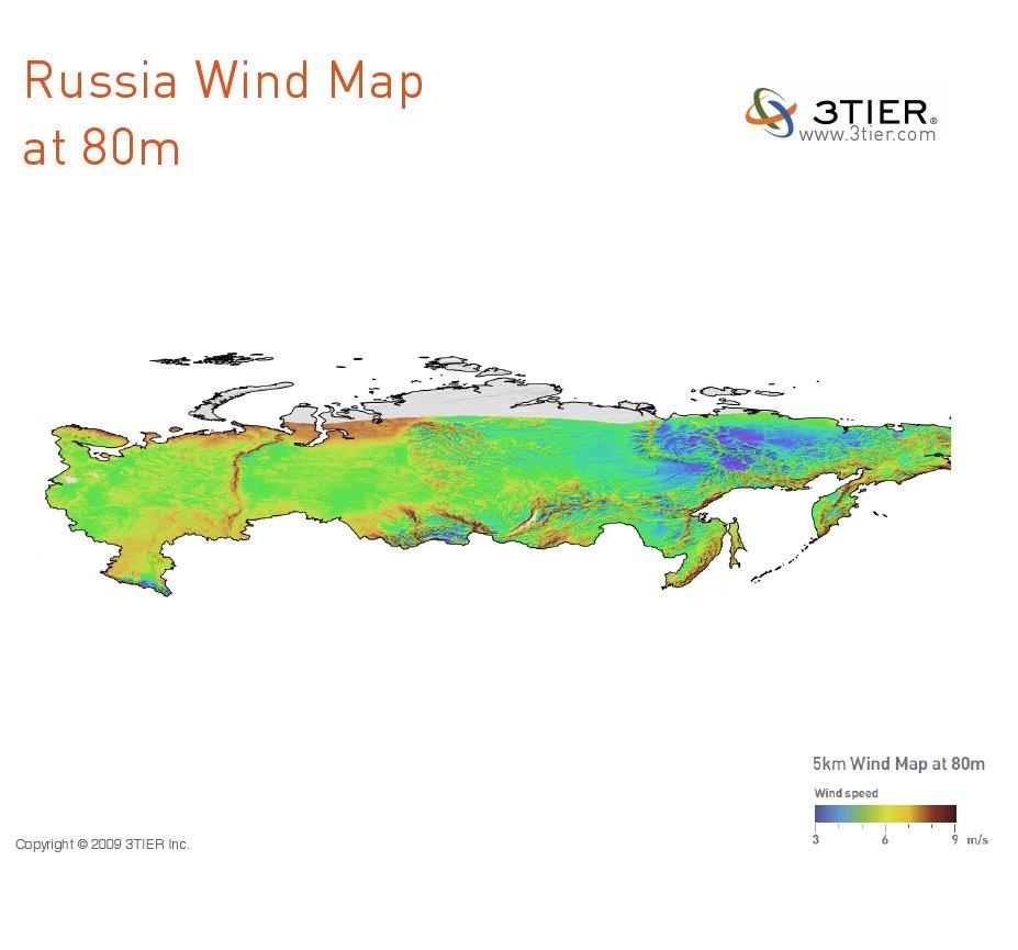 Energía eólica en Rusia: se abre el mayor parque eólico cerca de Murmansk