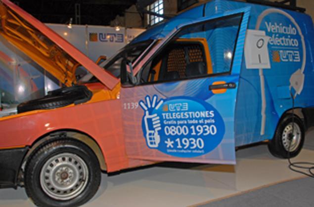 Vehículo eléctrico y energías renovables: Eólica para cargar los vehículos eléctricos en Uruguay