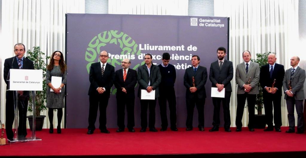 Energías renovables: Termosolar Borges, Premio a la Excelencia Energética