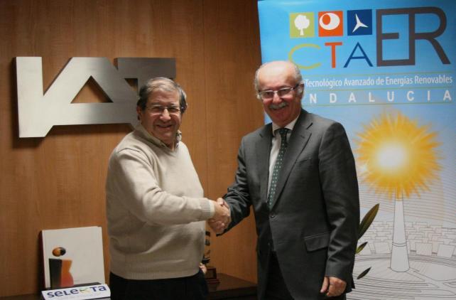 Valeriano Ruiz Hernández, pionero de la termosolar, premiado por EnerAgen