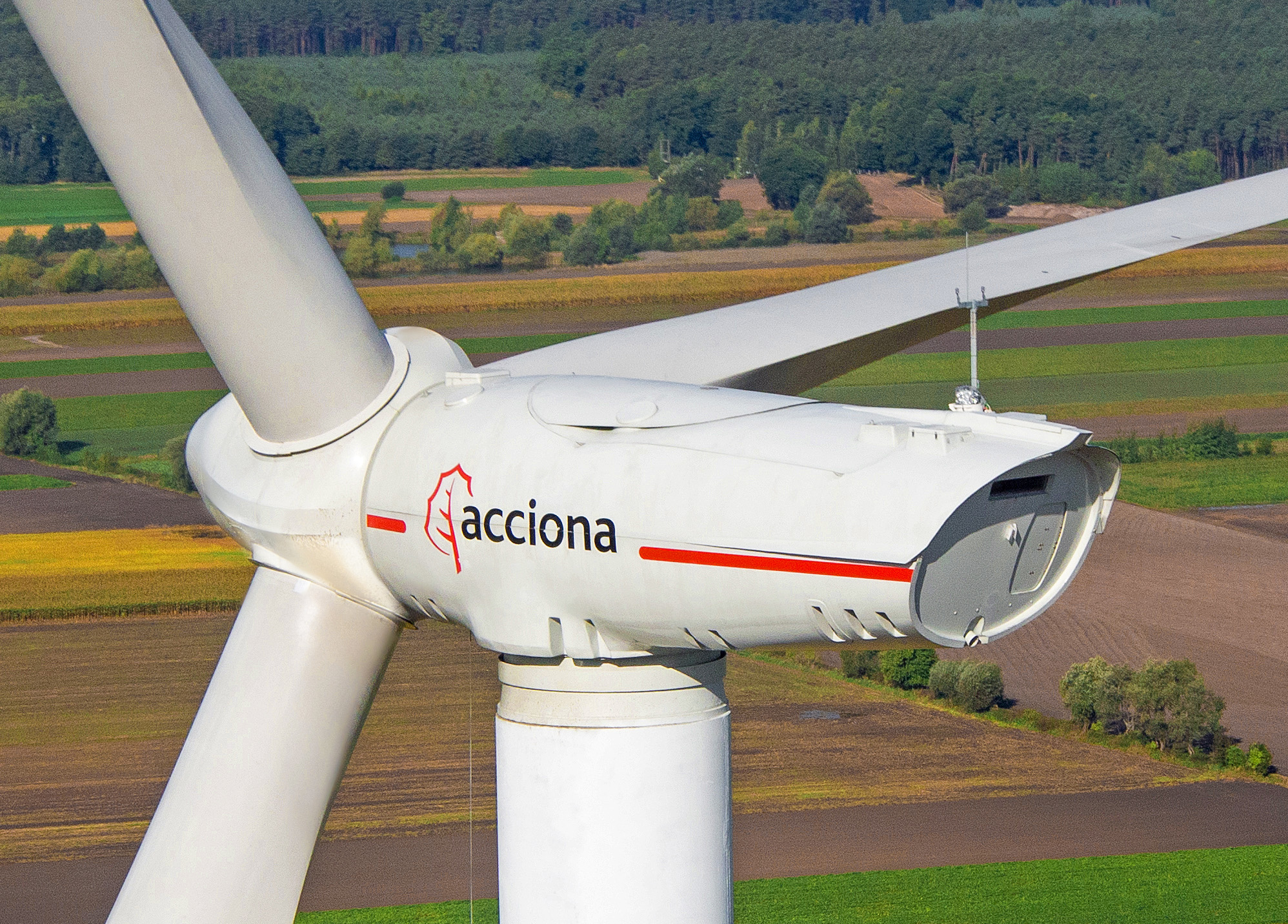 Eólica y energías renovables: Acciona fabrica aerogeneradores para el sector eólico en Brasil