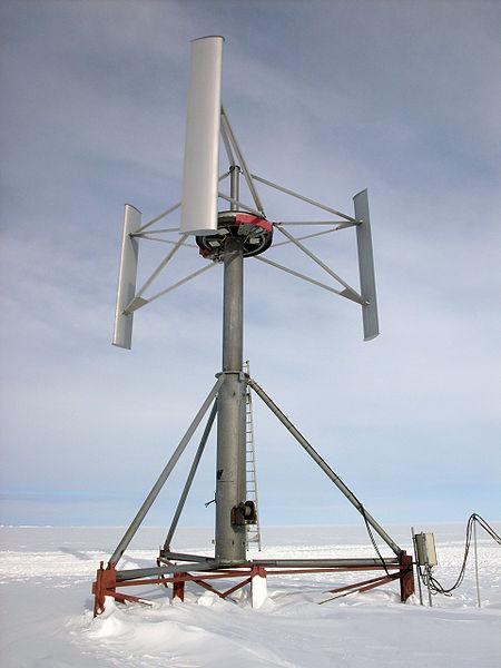 Energías renovables y eólica: Aerogeneradores de eje vertical en Baleares