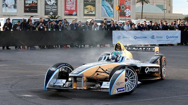 Vehículo eléctrico: Primer coche eléctrico de la Fórmula E