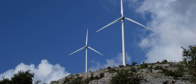 Eólica y energías renovables: Gamesa hace caja con un parque eólico en Grecia con 30 aerogeneradores