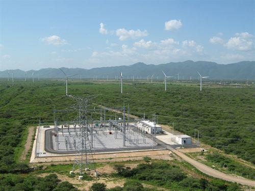 Energías renovables: Aerogeneradores de Gamesa para central eólica La Ventosa
