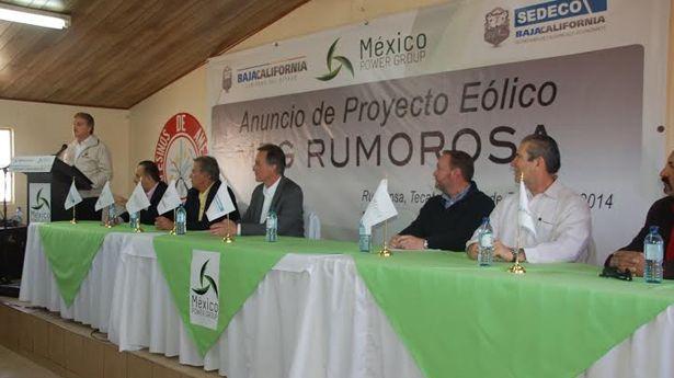 Eólica y energías renovables: Baja California tendrá otro parque eólico con 36 aerogeneradores