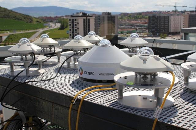 Energías renovables: El laboratorio de CENER es el único de España acreditado por ENAC para calibrar piranómetros y pirhéliometros