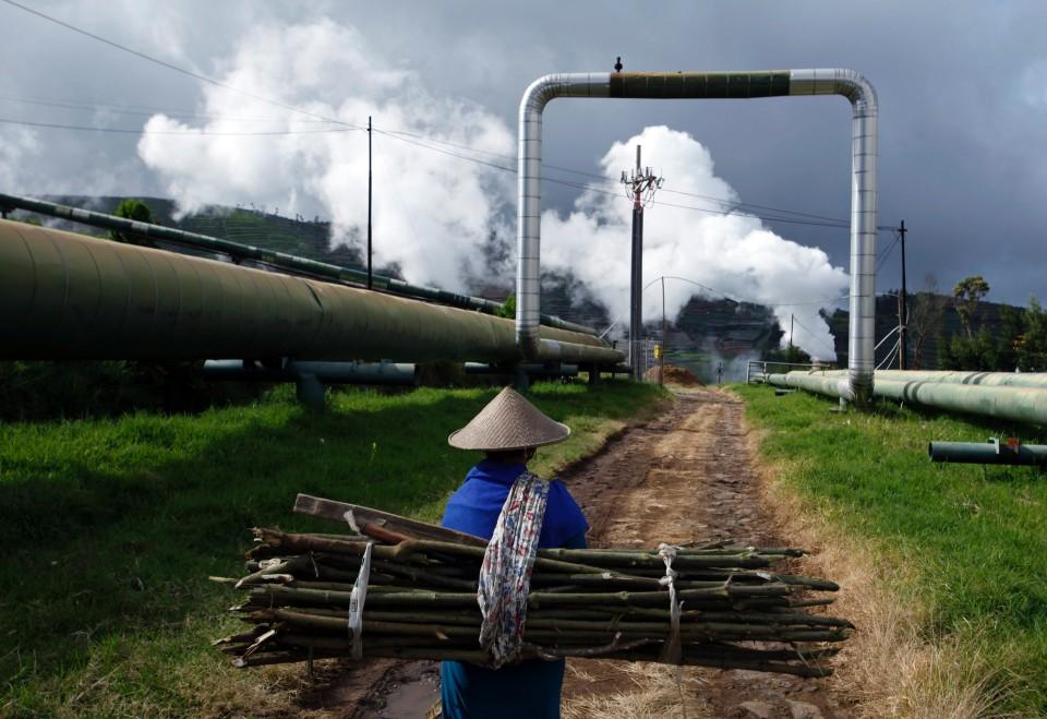 Anuncian generadores de energías renovables en Indonesia
